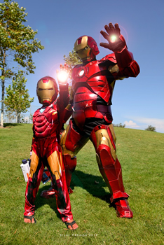 Iron Man BIrthday Party